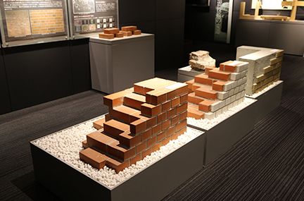 History of brick and tile construction