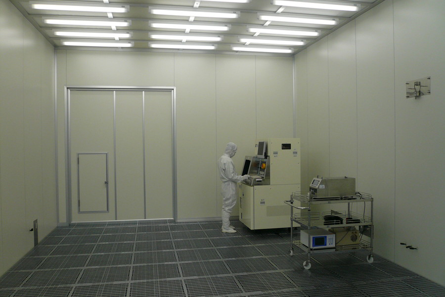 Super-nano clean room