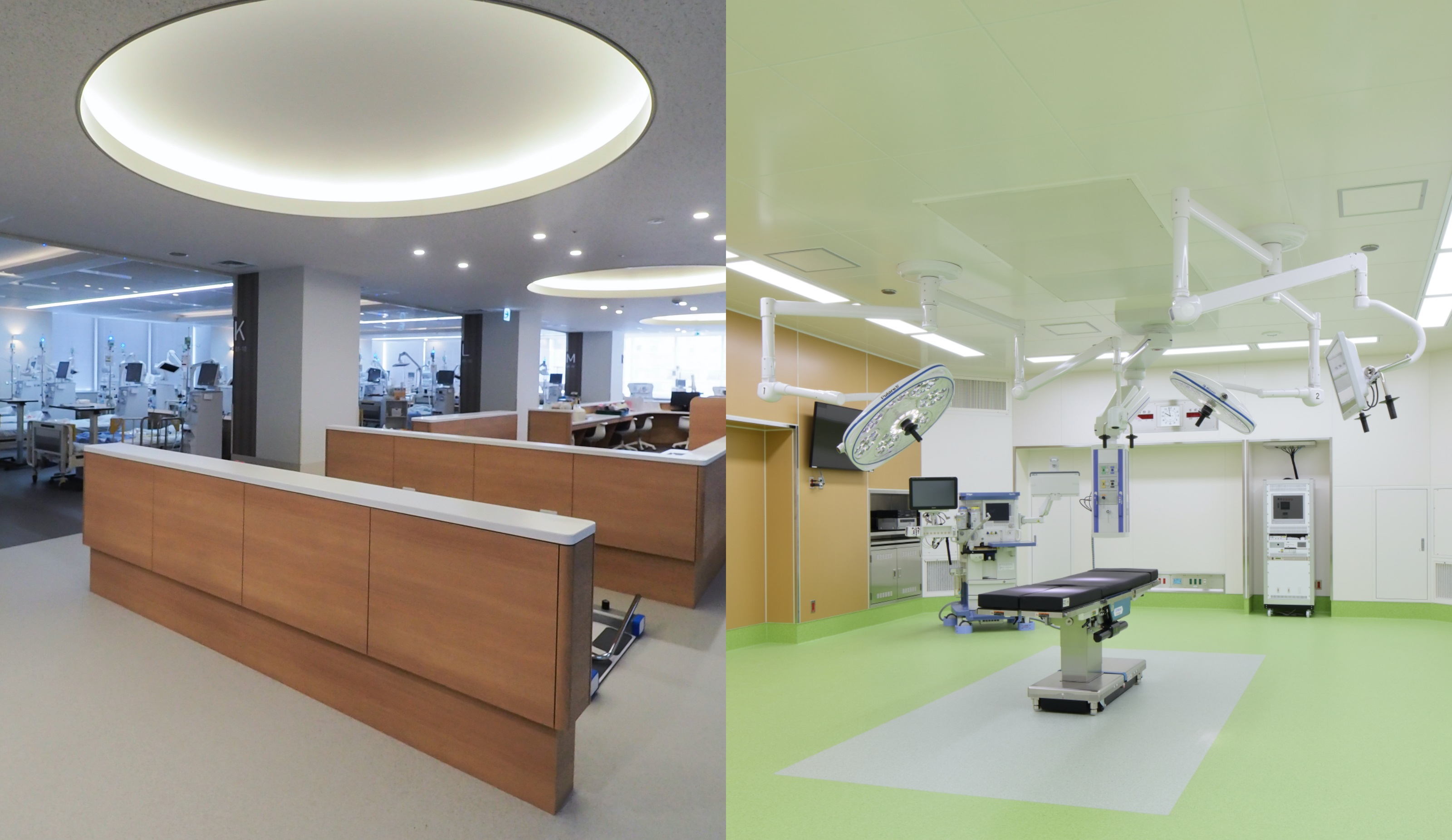 "Creating a Safe and Comfortable Environment for Patients and Staff During the ""Living With COVID-19"" Era"