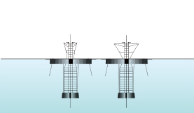 "Offshore Ultra-High-Rise Construction (""Smart""System Float-Over Dock)"