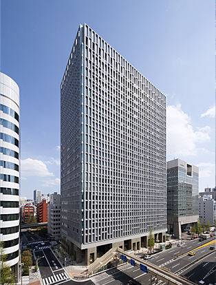 Shimizu Corporation Head Office