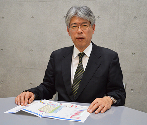 Yasuo Kageyama, Deputy GM, LCV Headquarters
