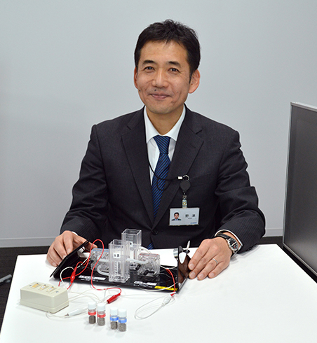 Tsuyoshi Nozu, Hydrogen Technology Group Leader Center for Energy Engineering, Institute of Technology