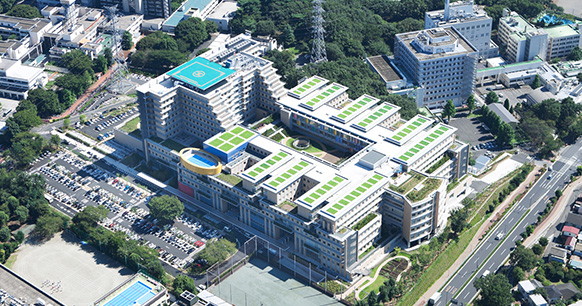 Tokyo Metropolitan Tama Medical Center and Children's Medical Center