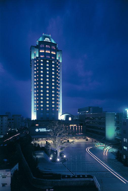 新今治国際ホテル | 施工実績 | ...
