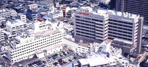 病院 総合 上尾 中央