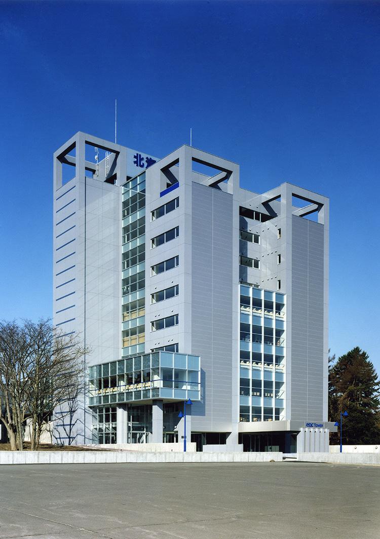 北海道情報大学eDCタワー | 施工...