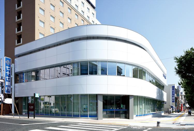 支店 銀行 十 七 七 七十七銀行/湊支店(406) 金融機関コード・銀行コード・支店コード